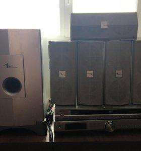 Домашний кинотеатр, аудиосистема
