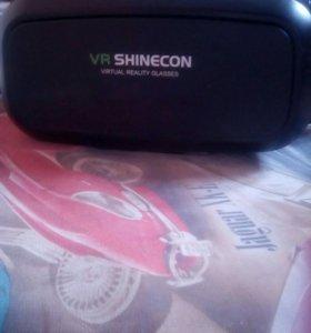 Продается очки виртуальной реальности VR SHINECON