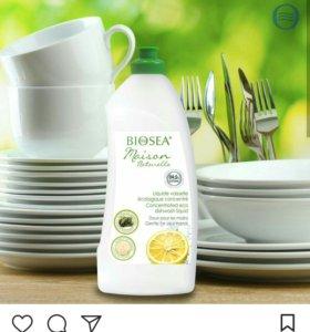 С-во для мытья посуды Biosea