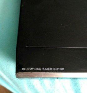 Blu-ray плеер Toshiba BDX1200RX