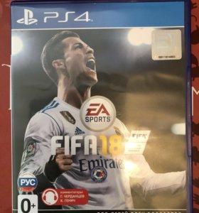 FIFA 2018 для PS 4