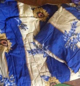 Одеяло и подушка