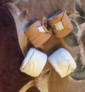 Эластичные бинты для ног послеоперационные