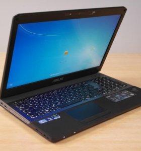 Ноутбук ASUS ROG G75VW игровой ноутбук