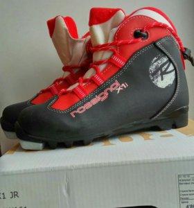 Лыжные ботинки Rossignol (франция) 37р