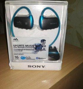 Спортивный плеер Sony NWZ-WS615