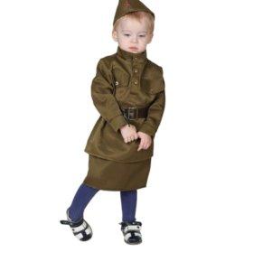 Военная форма для детей на 9 мая
