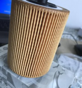Фильтр масляный с прокладкой для VW Passat B6