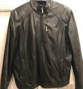 Кожаная куртка ALFRANCO