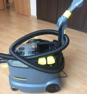 Профессиональный моющий пылесос