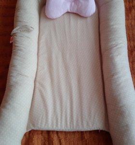 Кокон-гнездышко для малыша
