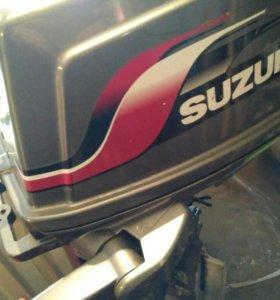 Лодочный мотор SUZUKI 8 S