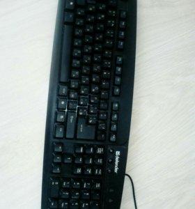 Клавиатура рабочая за чокопай