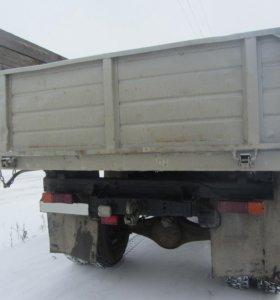 ГАЗ 3309 (самосвал)