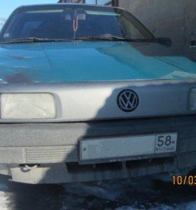 З.Ч. Volkswagen b3 универсал 1990, Audi 80 бочка