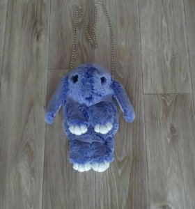 Сумка-кролик