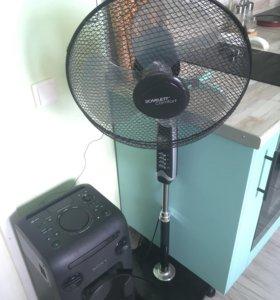 Вентилятор Scarlett с дистанционным управлением