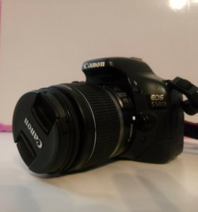 Canon 550d efs 18-55 mm