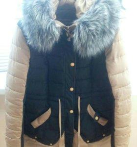 Женская куртка, возможен торг