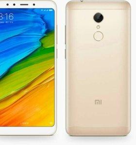Xiaomi redmi 5 3/32 золотой.Гарантия.