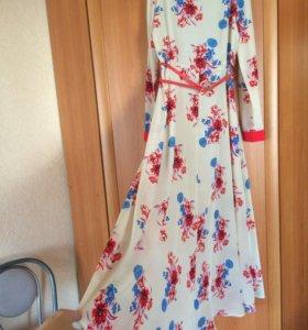 BAON Платье в пол👗