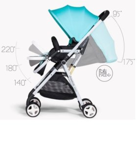 Новая Прогулочная коляска Freekids nano