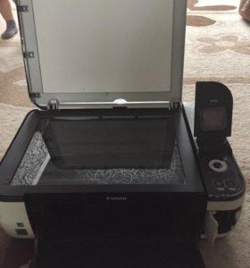 Принтер Canon PIXMA MP550