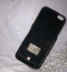 Чехол зарядка на айфон 5s