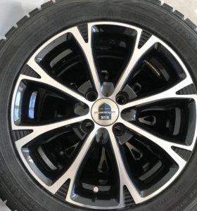 Диски и шины R15