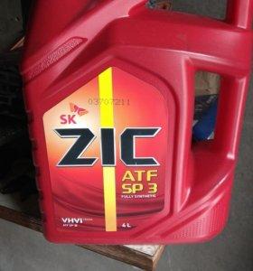 ZIC ATF SP3, масло в АКПП