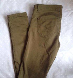 Штаны под джинс