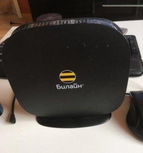 Билайн WiFi роутер (smart box)