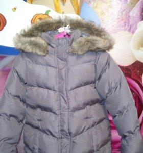 Новая курточка на девочку (Испания)