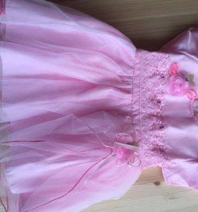 Платье костюм принцессы.