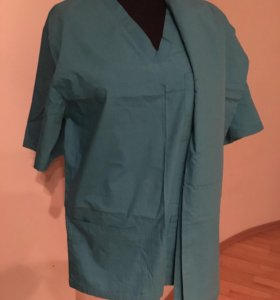 Медицин халаты и хир и костюм. М иЖ