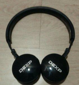 Bluetooth Наушники DEXP