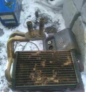 Радиатор печки на тоета камри sv 40