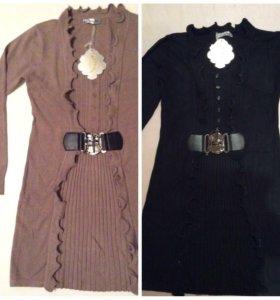 Платья новые шерсть