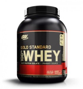 Optimum nutrition whey gold standard 2.3 kg