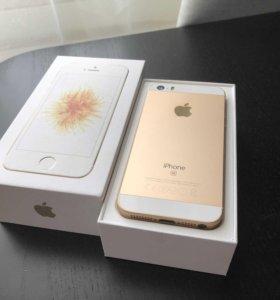 iPhone se 64gb gold
