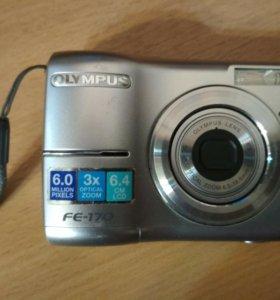 Фотоаппарат олимпус
