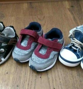 Обувь(кроссовки, кеды, сандали)