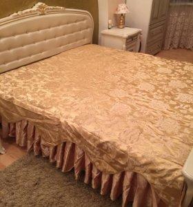Покрывало на кровать.