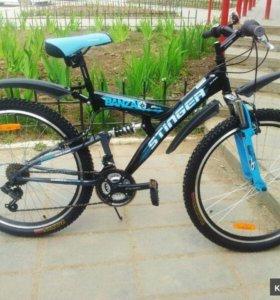 Велосипед stinger banzai. Новый