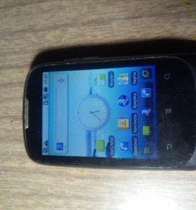 Huawei U8180 мегафон