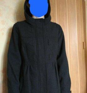 Пальто стильное,оригинальное!