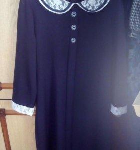 Платье школьное(школьная форма)