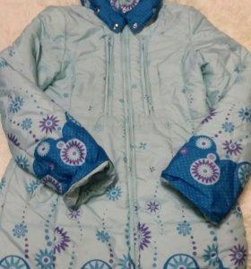 Слингокуртка (куртка для беременных 3 в 1)