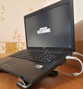 Игровой ноутбук msi ge70 2pl apache
