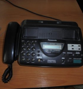 Телефон -факс Panasonic